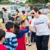 Disney VoluntEARS, American Heart Association and Walt Disney Elementary School Build First Teaching Garden in Anaheim