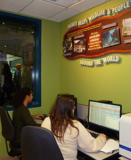 Wildlife Wednesday: 'Science rules!' in the Newly Renovated and Renamed Science Center at Disney's Animal Kingdom
