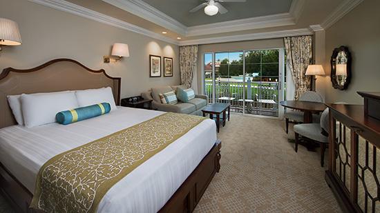 A Peek Inside The Villas At Disney S Grand Floridian Resort Spa