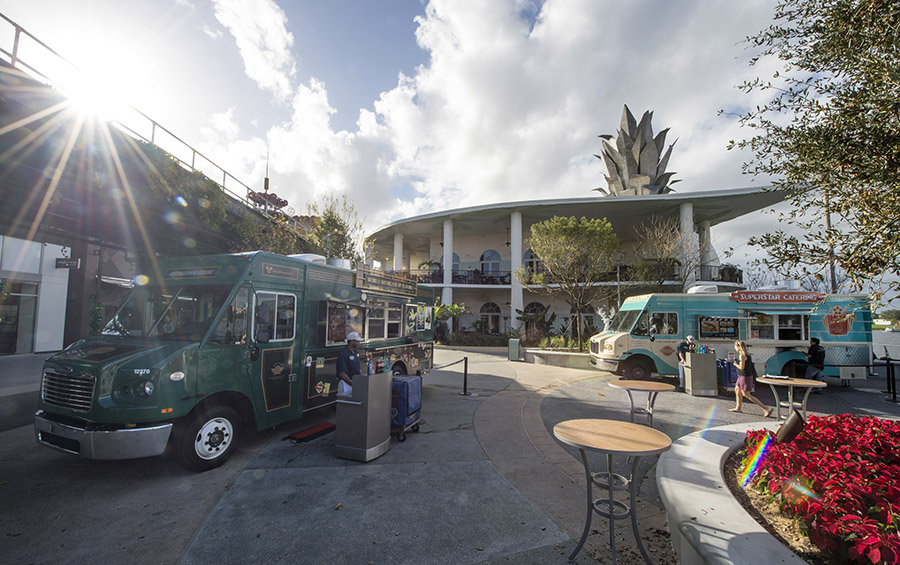 Disney Springs Food Trucks Dining Plan