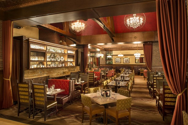 Trattoria al Forno Brings the Italian Countryside to Disney's BoardWalk