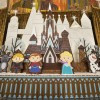 The all-new 'Frozen' gingerbread ice castle at Disney's Contemporary Resort