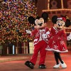 Hong Kong Disneyland Celebrates 'Disney Sparkling Christmas'