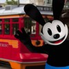 Oswald Begins Greeting Guests At Disney California Adventure Park