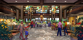 New details Announced for Disney's Polynesian Villas and Bungalows