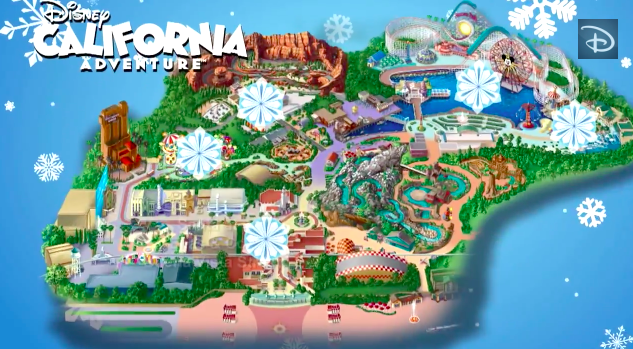 ... Out the Holidays: Disney California Adventure Park « Disney