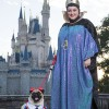 A Disney Side Dog's Day at Magic Kingdom Park