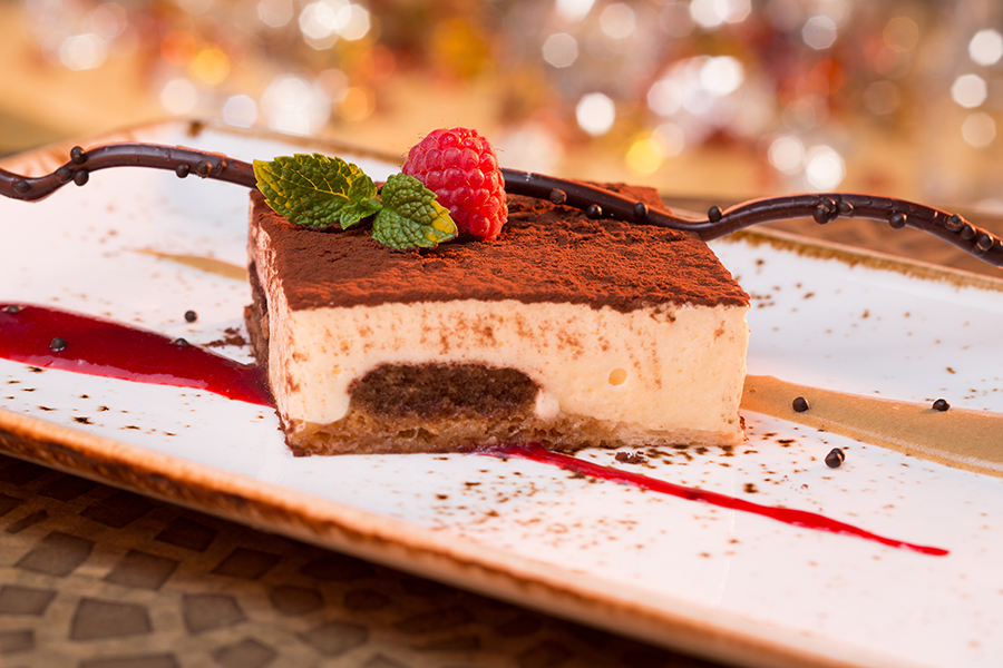 Classic Italian Sweet Endings At Trattoria Al Forno At