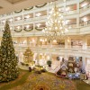 Christmas Trees at Disney's Grand Floridian Resort & Spa