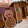 Gingerbread House at Disney's Grand Californian Hotel & Spa at the Disneyland Resort