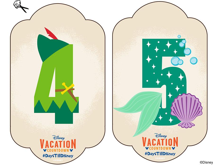 ... -Your-Own Walt Disney World Vacation Countdown « Disney Parks Blog