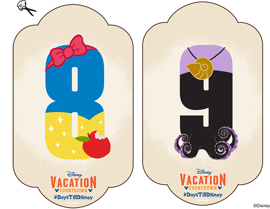 ... -Your-Own Walt Disney World Vacation Countdown « Disney Parks Blog