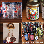 Gift Ideas From American Adventure in Epcot at Walt Disney World Resort
