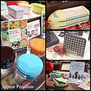 Gift Ideas From Japan Pavilion in Epcot at Walt Disney World Resort