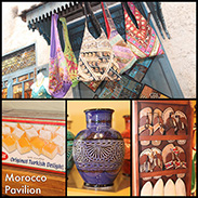 Gift Ideas From Morocco Pavilion in Epcot at Walt Disney World Resort