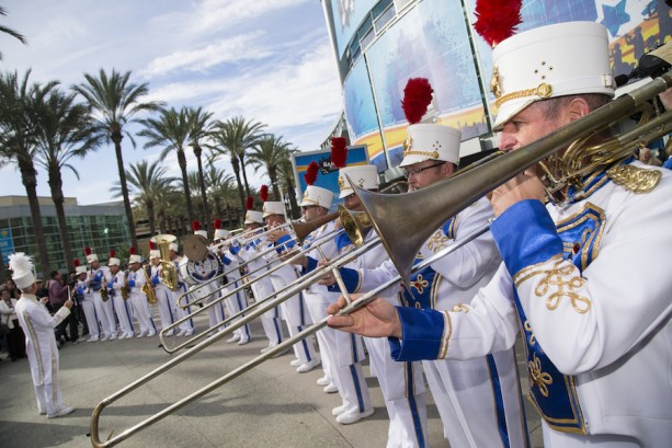 Disneyland Band NAMM