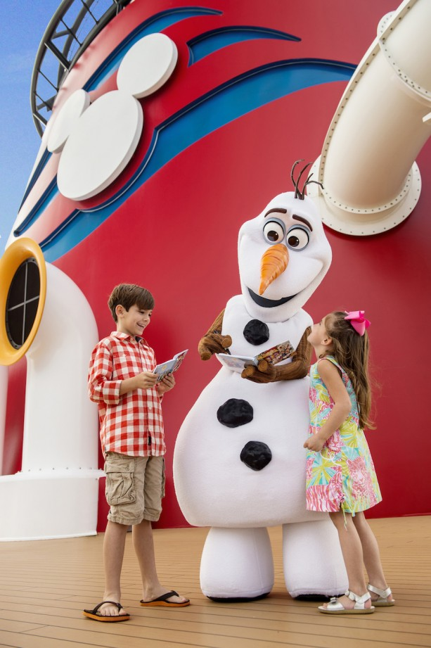 Land of �Frozen� Coming to Disney Cruise Line in Summer 2015