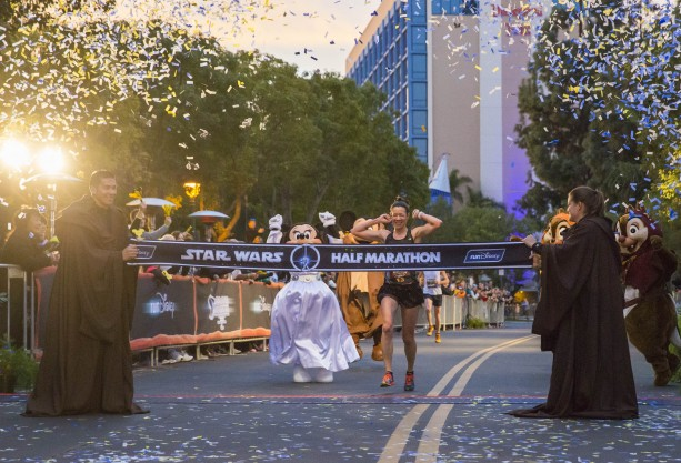 Jennifer Berry wins third runDisney race in five months
