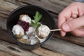 For a True Taste of Arendelle, Try the Scandinavian-Style Meatballs