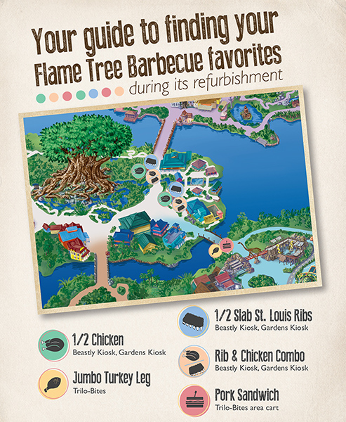 flame tree favorites_flier