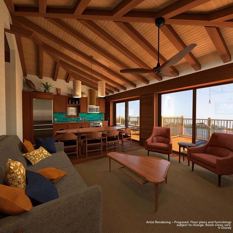 Sales Begin Soon For Disney's Polynesian Villas