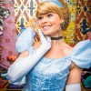 Cinderella at Magic Kingdom Park