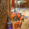 Cinderella Castle Suite Decorated for the Haunt Your Disney Side Winners