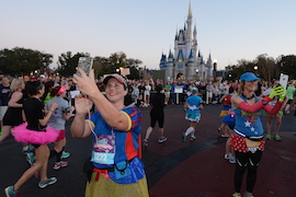 Fun During the Disney Princess Half Marathon