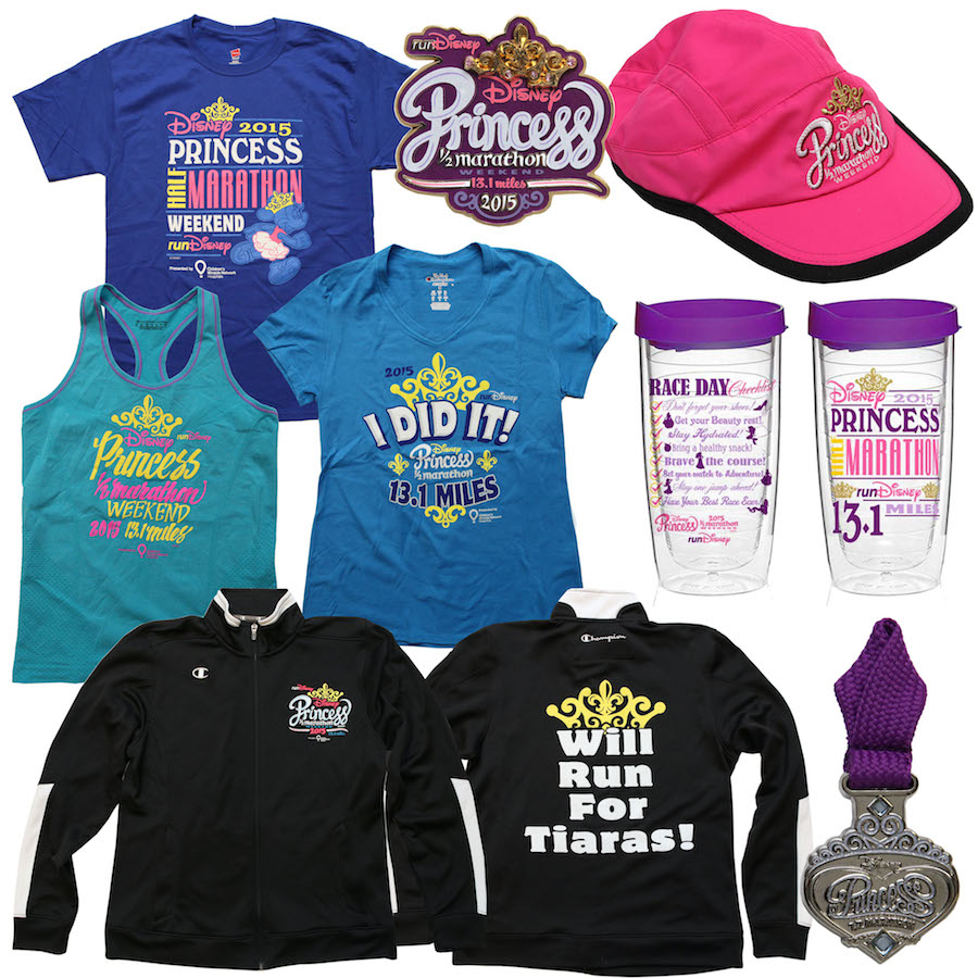The Princess Half Marathon