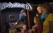 New Interactive Queue at Peter Pan's Flight at Magic Kingdom Park