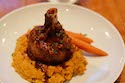 Osso Buco from Shutters at Old Port Royale at Walt Disney World Resort