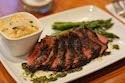 Char-Crusted New York strip from Shutters at Old Port Royale at Walt Disney World Resort