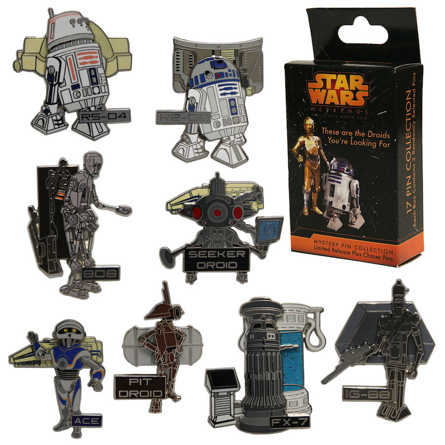 Star Wars Weekends Merchandise