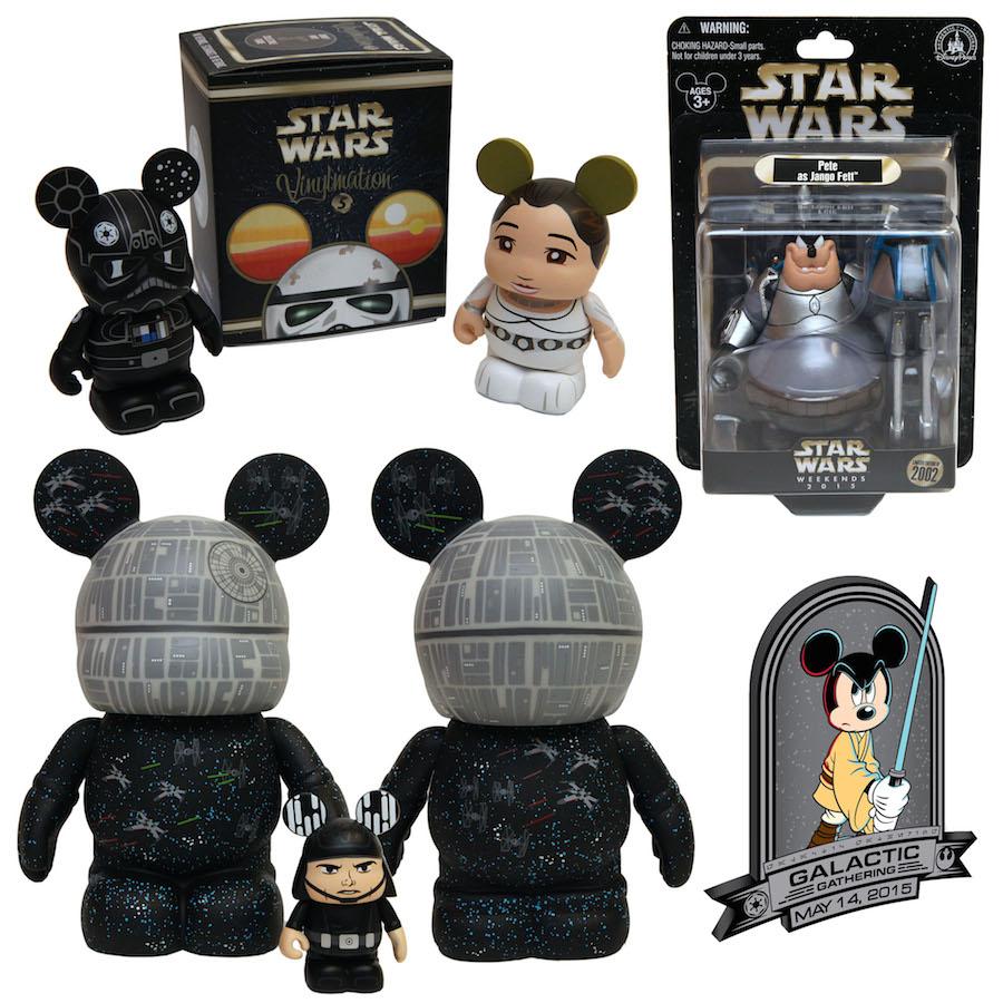 Star Wars Disney Character Figures New Figures For Star Wars