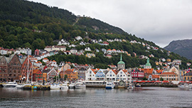 Exploring Bergen, Norway with Disney Cruise Line