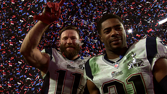 Super Bowl Stars Julian Edelman and Malcolm Butler Coming to Disneyland Resort