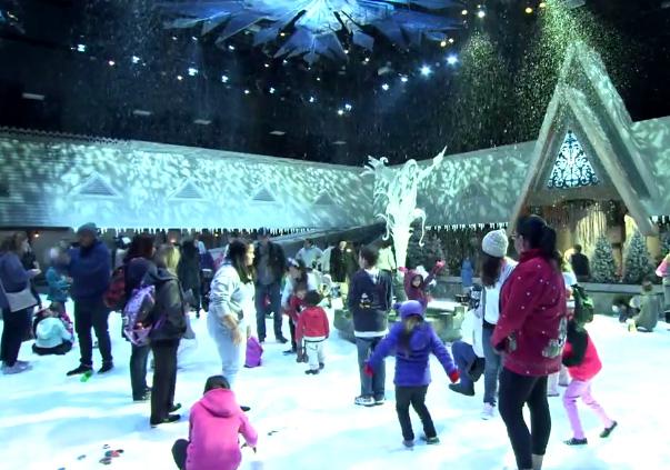 New! 2015 Frozen Attraction Fun at Disneyland California