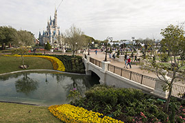 New  Viewing Areas for Parades & Fireworks Debut at Magic Kingdom Park