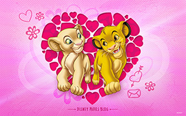 Celebrate Valentine's Day with Simba