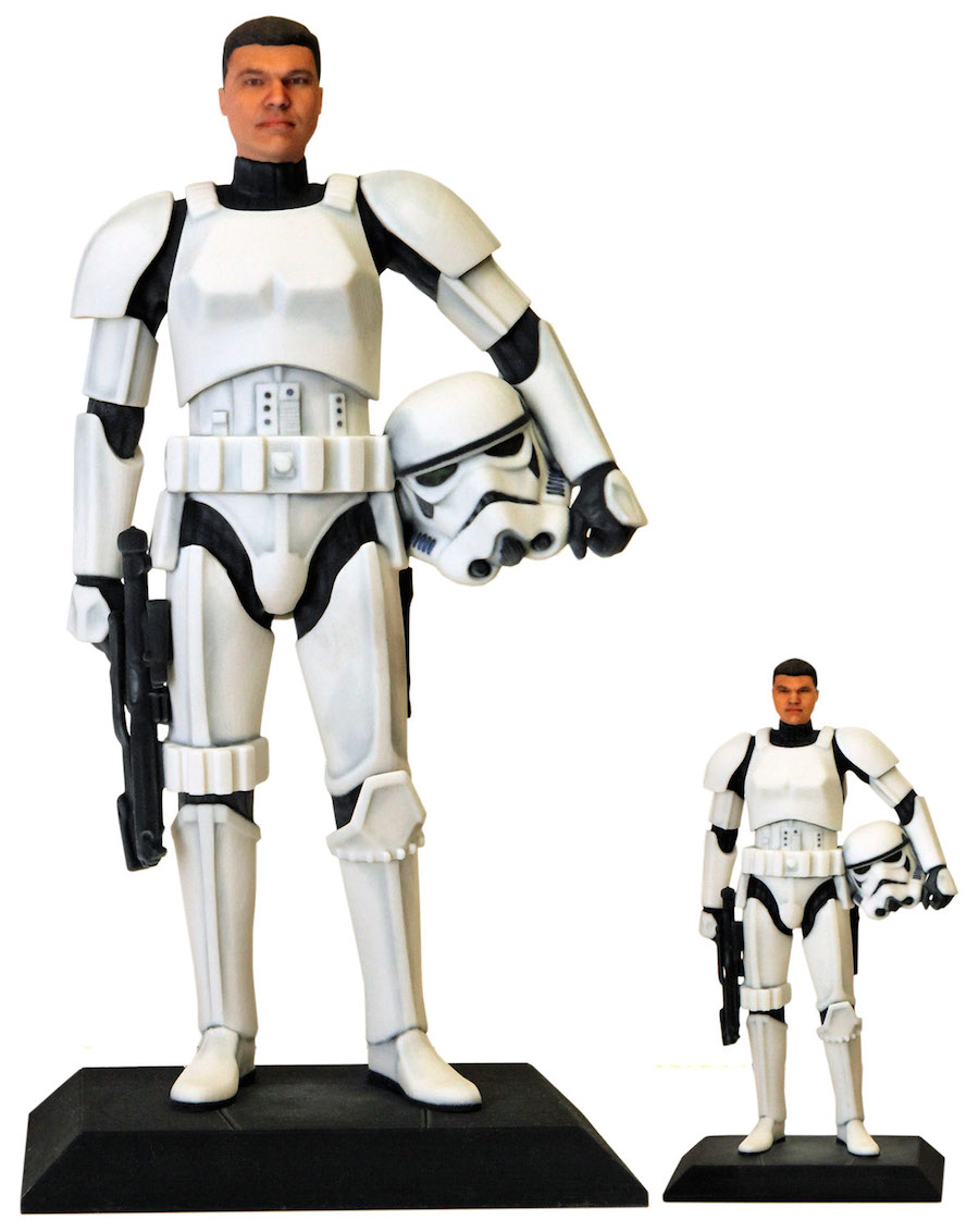 jedi knight and tie fighter pilot d tech me figures. Black Bedroom Furniture Sets. Home Design Ideas