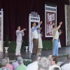 Voices of Liberty Perform at America Gardens Theatre at Epcot