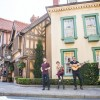 Enjoy Acoustic Performance by Paul McKenna Band at the United Kingdom at Epcot