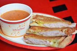 New Panini at Studio Catering Company at Disney�s Hollywood Studios