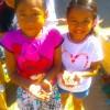 Students Harvest First Crop from Walt Disney Elementary School Teaching Garden Funded By Disneyland Resort