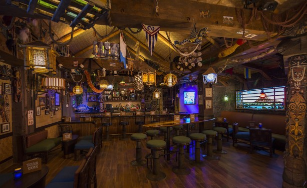 Much-Anticipated Trader Sam's Grog Grotto Opens at Disney's Polynesian Village Resort