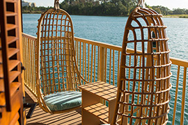 A Look Inside the Bungalows at Disney�s Polynesian Villas & Bungalows