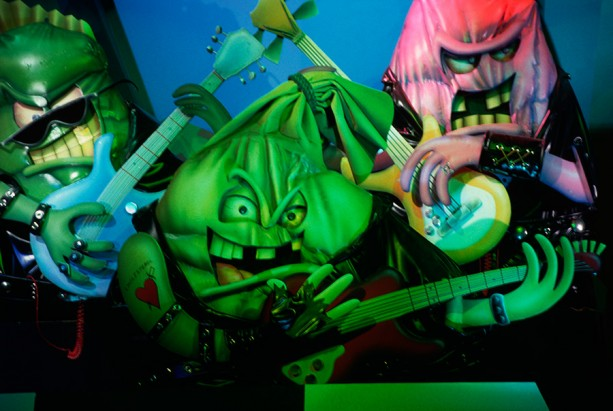 Disney Days of Past: Food Rocks at Epcot