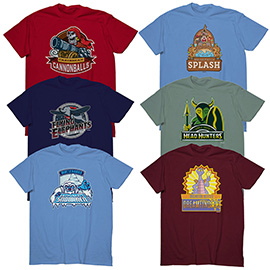 'March Magic' Disneyland, Walt Disney World T-shirts