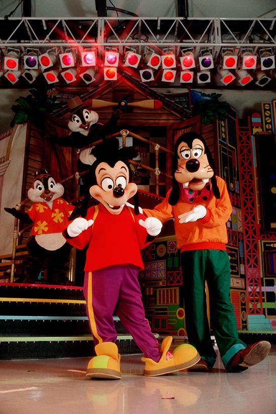 Disney Days of Past: 'Goof Troop' Visits Walt Disney World Resort