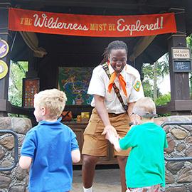 Wilderness Explorers at Disney's Animal Kingdom
